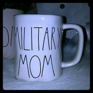 Rae Dunn military mom mug